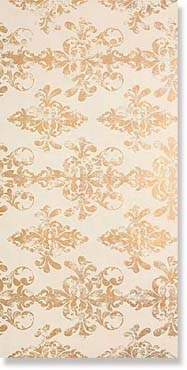 Декор Ewall White Gold Damask 8EDW