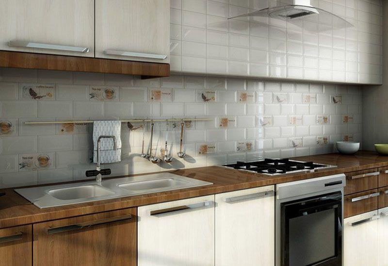 Испанская плитка для кухни фото