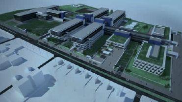Проект больницы