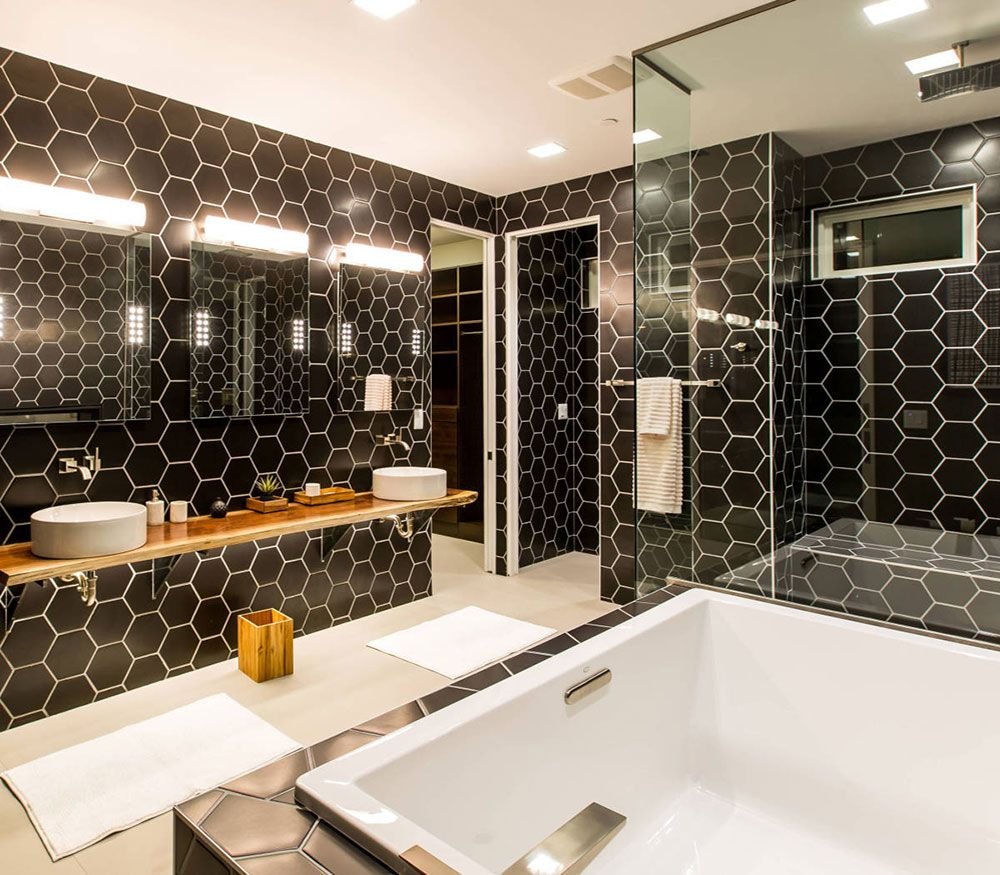 Danze bathroom