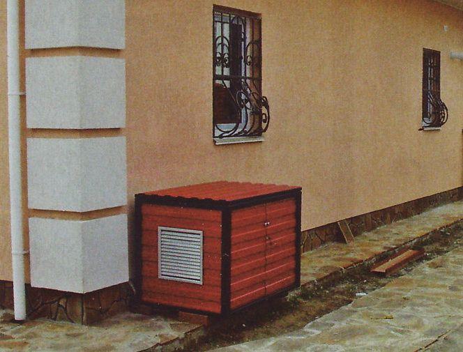 Ящик для генератора своими руками чертежи 71