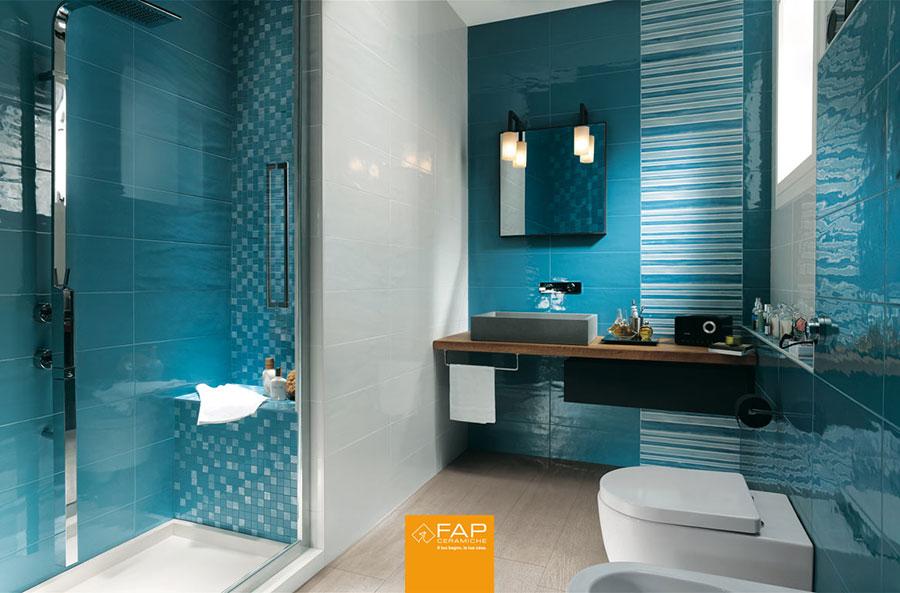 Kleine badezimmer fliesen ideen