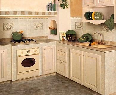 Плитка LIBERTY для кухни от фабрики Cir Ceramiche