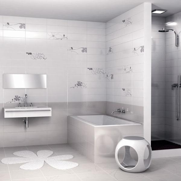Черный кафель в ванной фото