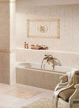 Фотогалерея дизайна ванных помещений