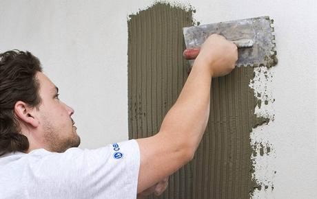 Как подготовить стену под укладку плитки