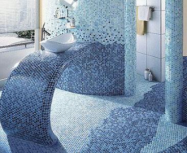 керамическая мозаика от JASBA
