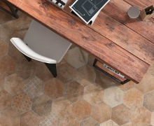 HEXAGON ABADIA/CONCRETE