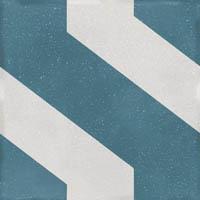 Керамогранит BOREAL LINK DECOR BLUE (107200)