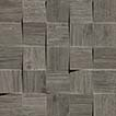 Мозаика Axi Grey Timber Mosaico 3D (AMV4)
