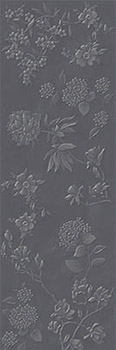Декор K1440UL810010 Jardin Grey Flower Matt. Rec.