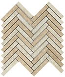 Мозаика Force Light Herringbone Mosaic