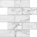 Мозаика Marble Trend Carrara K-1000/MR/m13