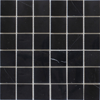 Мозаика Black Polished (48x48 (JMST056))
