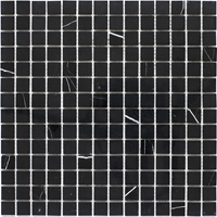 Мозаика Black Polished (20x20 (JMST034))