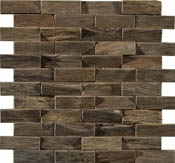 Мозаика Wood Brick Antique (6,75x2,25)