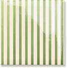 Декор Stripe Green