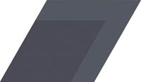 Керамогранит FLOW DIAMOND DECOR BLACK (117360)