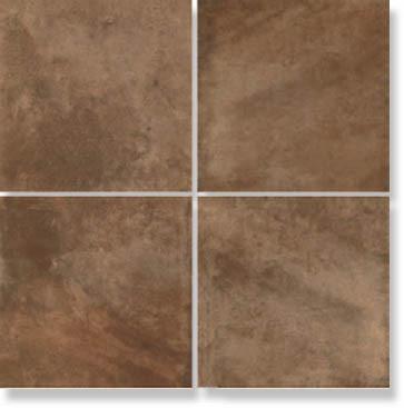 фото Керамогранит Fusion Mund 36x36  коричневый цвет, кантри, классический, рустика, средиземноморский стиль от Natucer (Испания)
