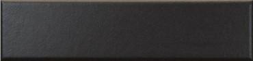фото Настенная плитка MATELIER Volcanic black (26484) 7.5x30  черный цвет, скандинавский, современный, черно-белый стиль от Equipe Ceramicas (Испания)