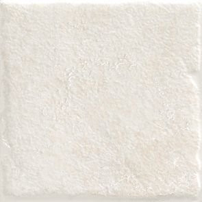 фото Настенная плитка Pedraricca Bianco 10x10  белый цвет, современный, средиземноморский стиль от Alta Ceramica (Италия)