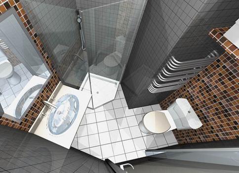 Кухни - проект панелька (43,2 м2) - Мебель на заказ - кухни, шкафы купе Киев, Чернигов